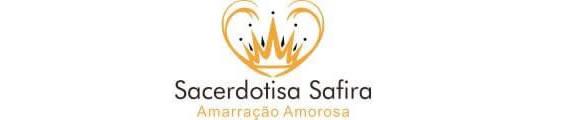 Sacerdotisa Safira Logo