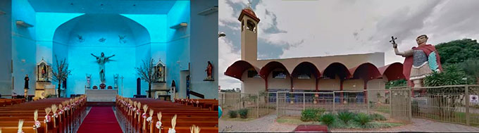 Igreja Santo Expedito Goiânia